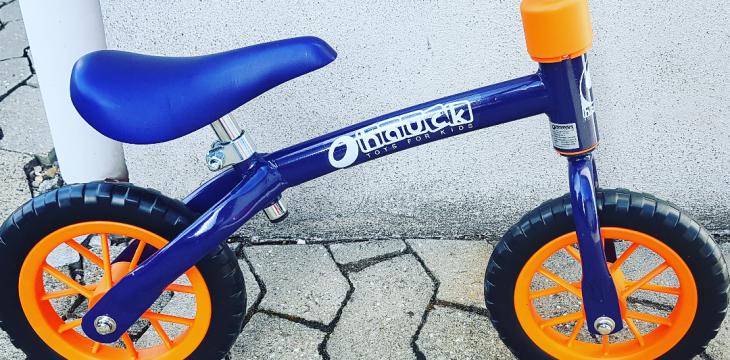 Hauck E-Z Rider 10