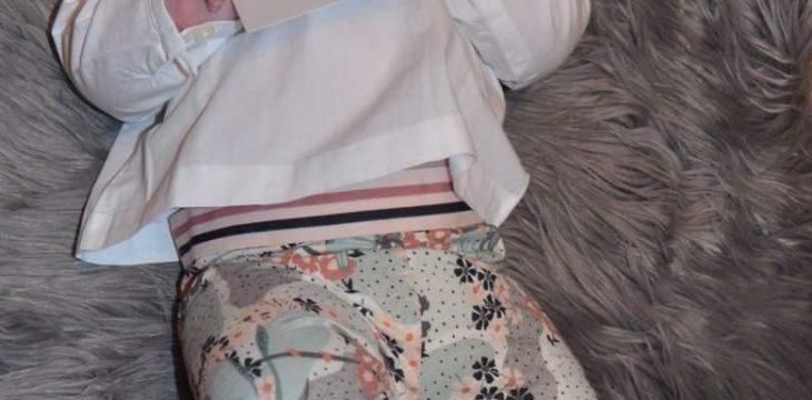 Small rags von Anfang an – 7 Monate Sommermädchen