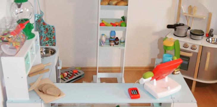 Musterkind – Kaufladen Bäcker & Konditor Grano