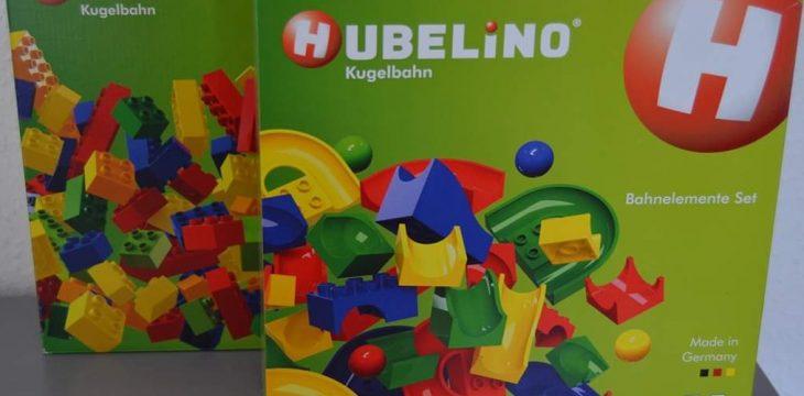 Hubelino – die Lego Duplo kompatible Kugelbahn