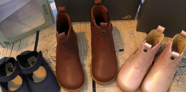 Mit Schuhen von Bobux durch den Herbst 🍁