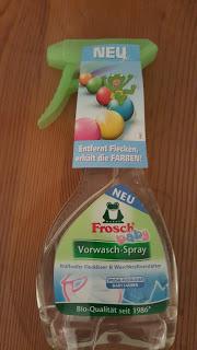 Frosch Vorwasch Spray