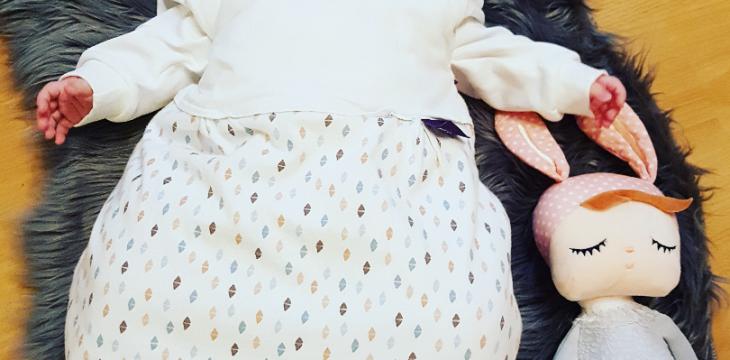 Träumeland LIEBMICH – Der Schlafsack der atmet