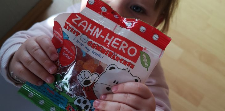 Zahn – Hero Xylit Gummibärchen